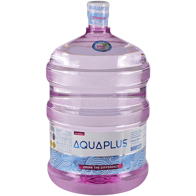 Aquaplus Water Bottle